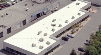 Large Commercial Roof