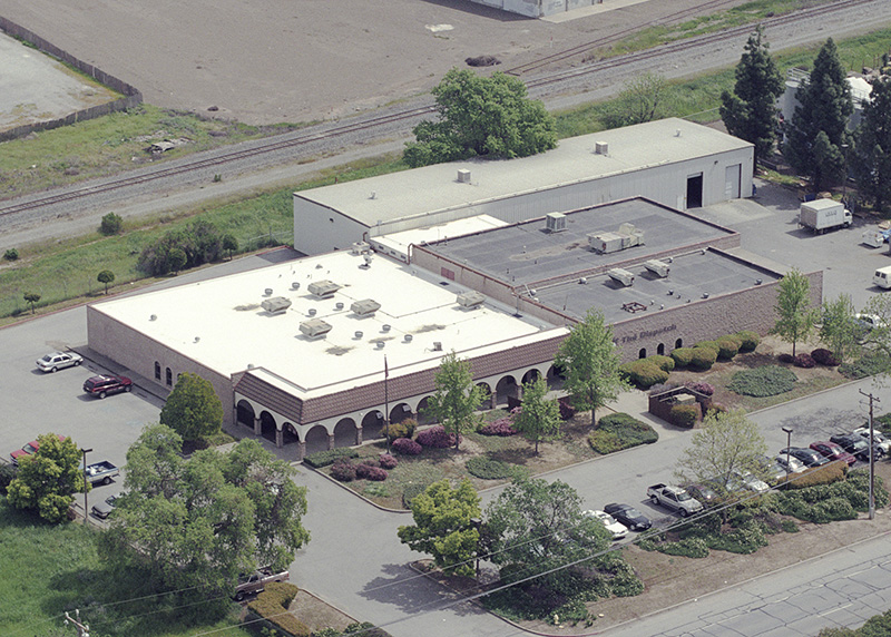Commercial Building in Gilroy, California