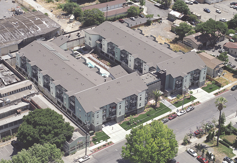 Apartment Complex in San Jose, California